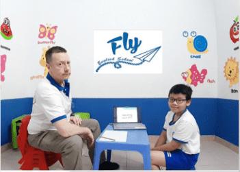 Anh ngữ FLY kiểm tra định kỳ